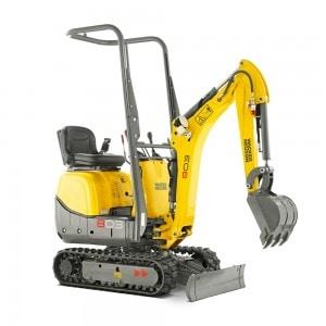 Wacker Neuson Micro Excavator 803