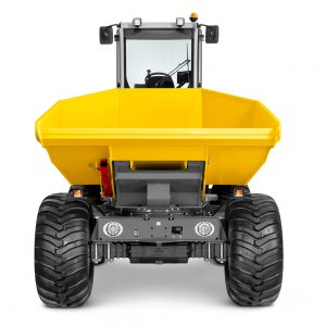 Wacker Neuson DW90 9 ton Site Dumper cab version