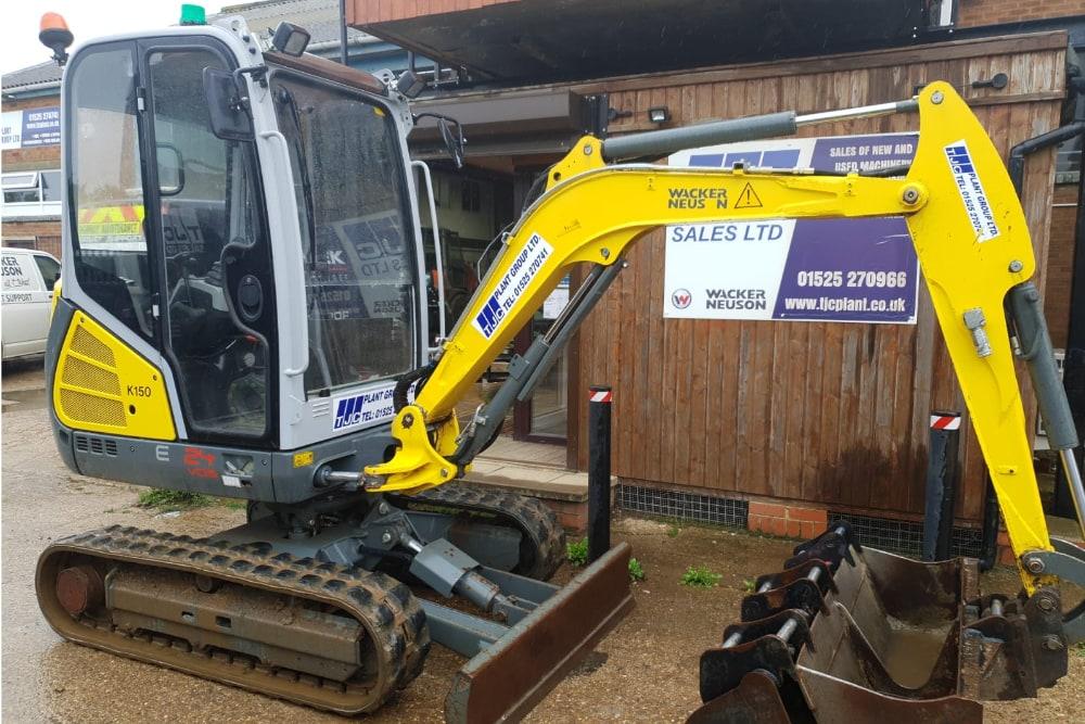Wacker Neuson ET24 2.4-ton Mini Excavator