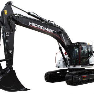 HIDROMEK HMK310LC H4 Tracked Excavator