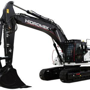 HIDROMEK HMK390LC H4 Tracked Excavator