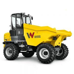 Wacker Neuson Wheel dumper DW100