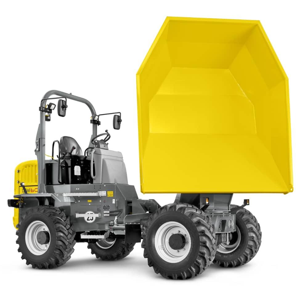 Wacker Neuson Wheeled Dumper DW60