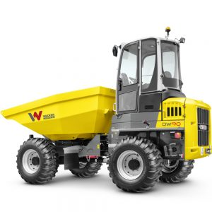 Wacker Neuson Wheeled Dumper DW90