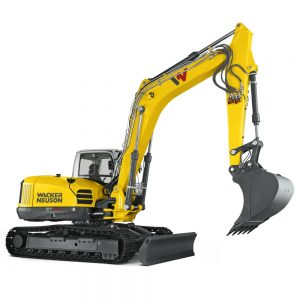 Wacker Neuson ET145 Tracked Excavator