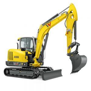 Wacker Neuson ET65 Tracked Excavator