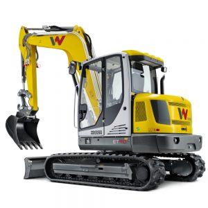 Wacker Neuson ET90 Tracked Excavator