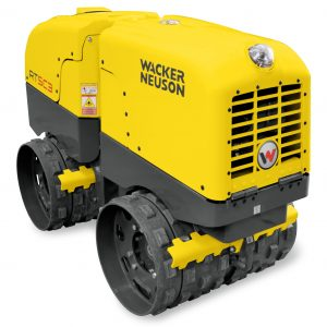 Wacker Neuson Trench Roller RTKx-SC3 with Compatec