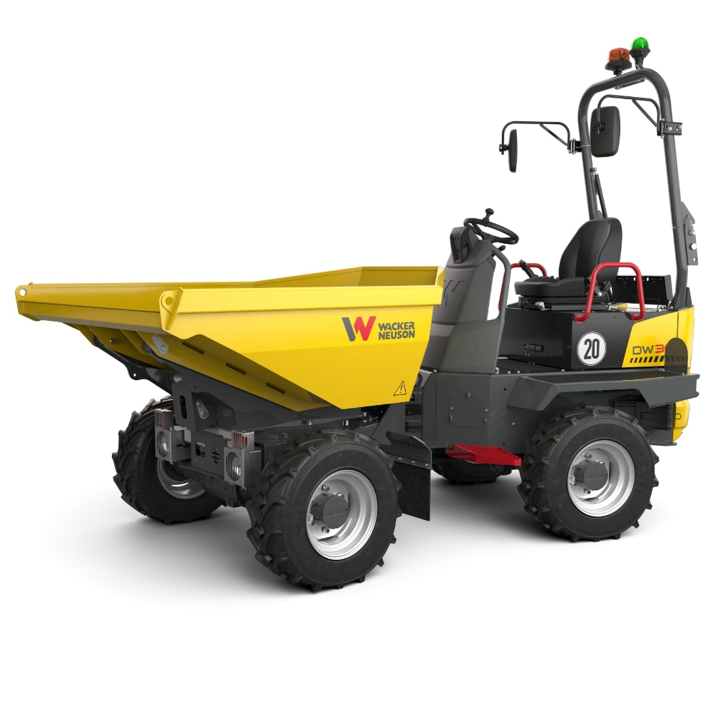 Wacker Neuson Wheeled Dumper DW30