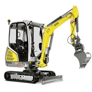 Wacker Neuson Tracked Conventional Tail excavator ET20