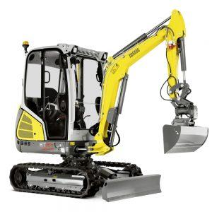 Wacker Neuson EZ26 Tracked Excavator