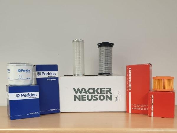 filters kits Hidromek Wacker Neuson