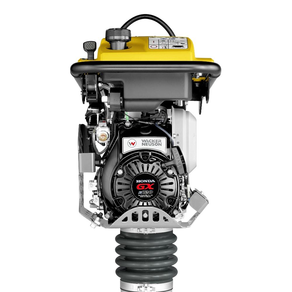Wacker Neuson 4-stroke Rammer BS50-4As, 280mm ramming shoe