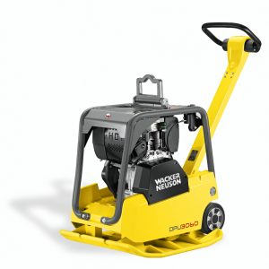 Wacker Neuson Reversible Vibratory Plate DPU3060Hets (Electric start)