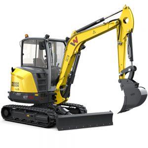 Wacker Neuson ET24 Tracked excavator VDS