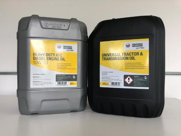 oils Hidromek Wacker Neuson